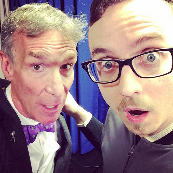 Bill Nye Collaboration