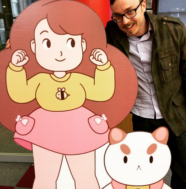 Bee, Myself and Puppycat