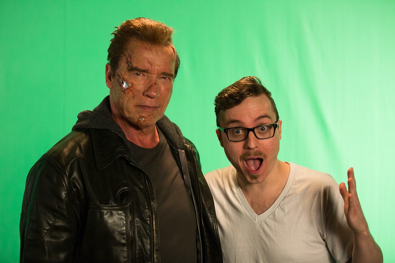 Terminator and I