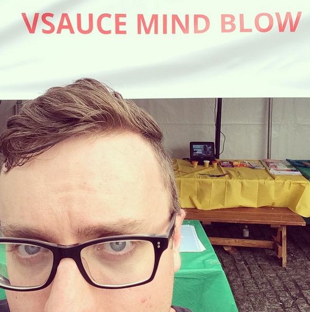 My Mind Blow booth!