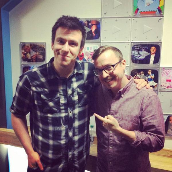 Interviewed by Phil DeFranco
